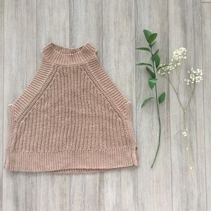 Aritzia Le Fou by Wilfred Knit Top